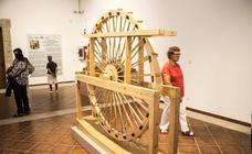 Inaugurada la exposición 'Santo Domingo de la Calzada. El ingeniero del camino'