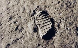 El pésame de Nixon para los astronautas del Apolo 11