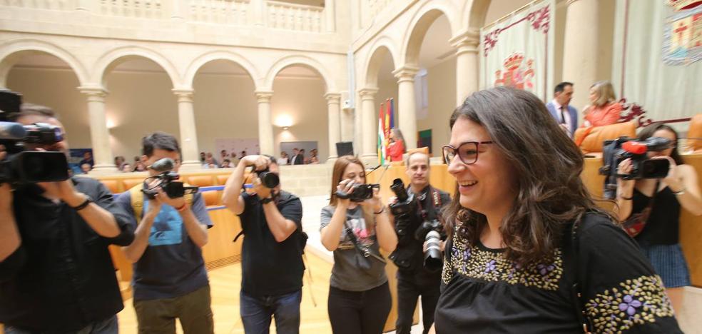 «Queremos que Concha Andreu sea presidenta y lo queremos lo antes posible»