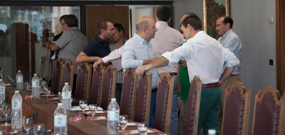 El acuerdo para las normas de vendimia vuelve a evidenciar la división interna del sector de Rioja