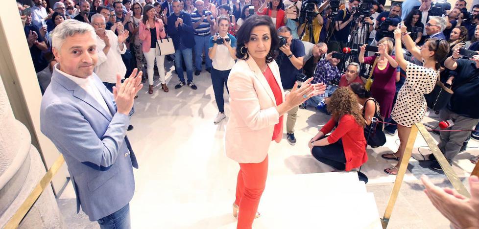 Romero vuelve a votar con PP y Cs y veta el segundo intento del PSOE de La Rioja