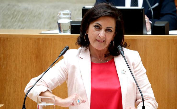 Segunda investidura fallida de Concha Andreu