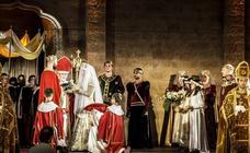 El espectáculo 'El Reino de Nájera', en imágenes