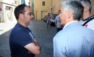 Denunciado un miembro de Podemos por grabar una conversación entre Ocón y Cantabrana