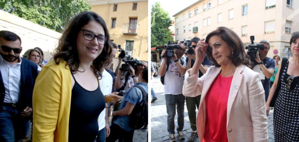 Andreu y Romero no alcanzan un acuerdo para la investidura