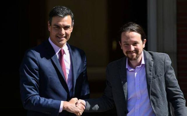 El 70% de la militancia de Podemos respalda un Gobierno de coalición sin vetos del PSOE