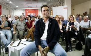 Sánchez ve «durísimo» lo ocurrido en La Rioja