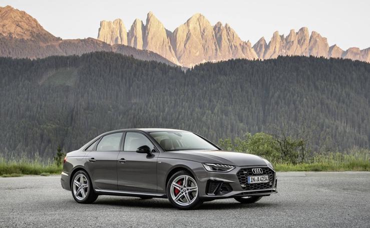 Audi A4, mayor dinamismo en la nueva gama