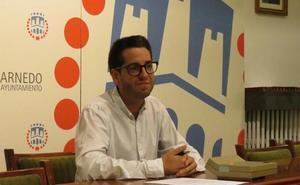 Arnedo urge al Gobierno de La Rioja a que nombre al aspirante a interventor municipal