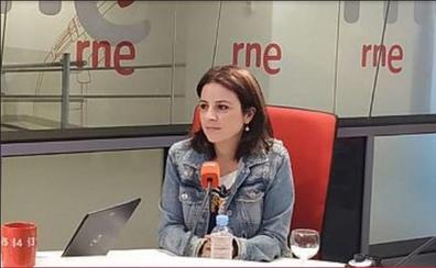 Adriana Lastra tacha de «maximalista» la posición de Podemos en La Rioja