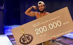 Omar Montes, ganador de 'Supervivientes 2019'