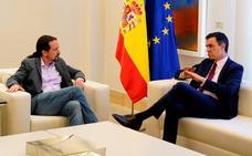 Sánchez responde a Iglesias que «escuchará» sus propuestas pero será él quien «decida» su equipo