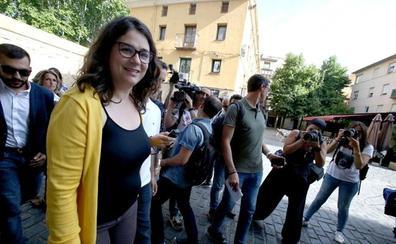 Echenique pidió a Raquel Romero que votara 'sí' a Concha Andreu