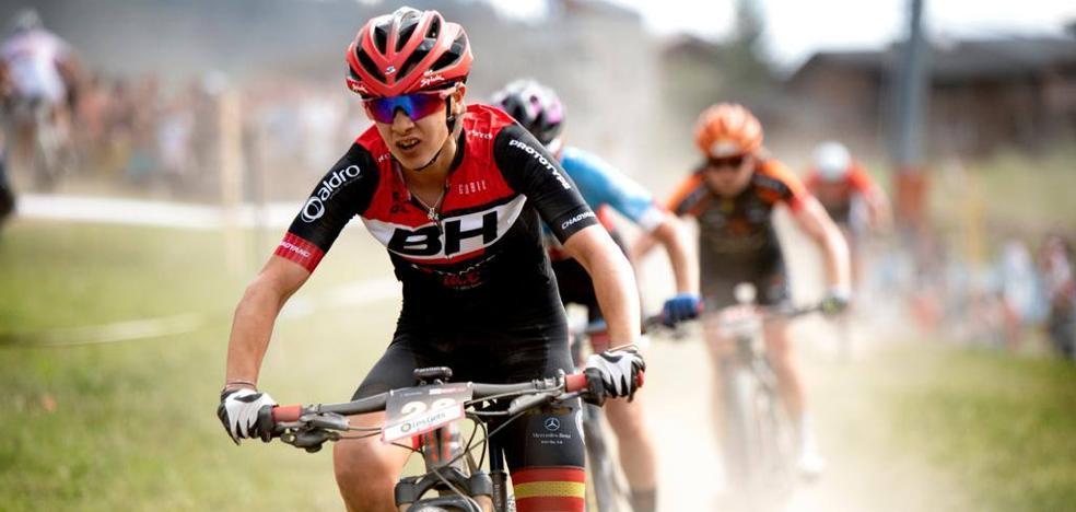 Rocío García, campeona de España sub'23 XO