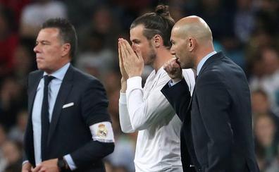 Zidane quiere que Bale se marche cuanto antes