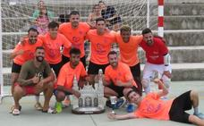 El Balasty 8 de Tarragona vence en Alfaro tras jugar 7 partidos en 48 horas