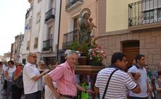 Procesión de la Virgen del Planillo