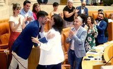 La elección de Raúl Díaz como senador autonómico