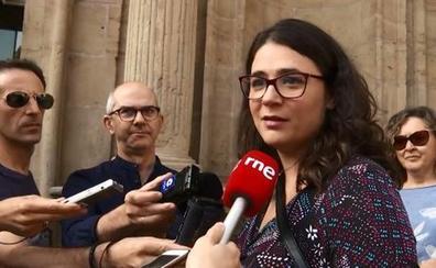 Romero: «Tiene que haber un gobierno de coalición tanto en La Rioja como en España»