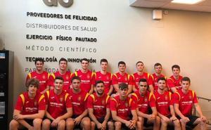 El Logroño ficha al primera línea de 17 años navarro Ernesto Goñi