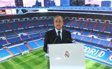 El Real Madrid, club de fútbol más valioso del mundo en 2019