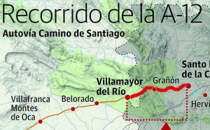 Fomento licita el tramo Santo Domingo-Villamayor por 97,6 millones de euros