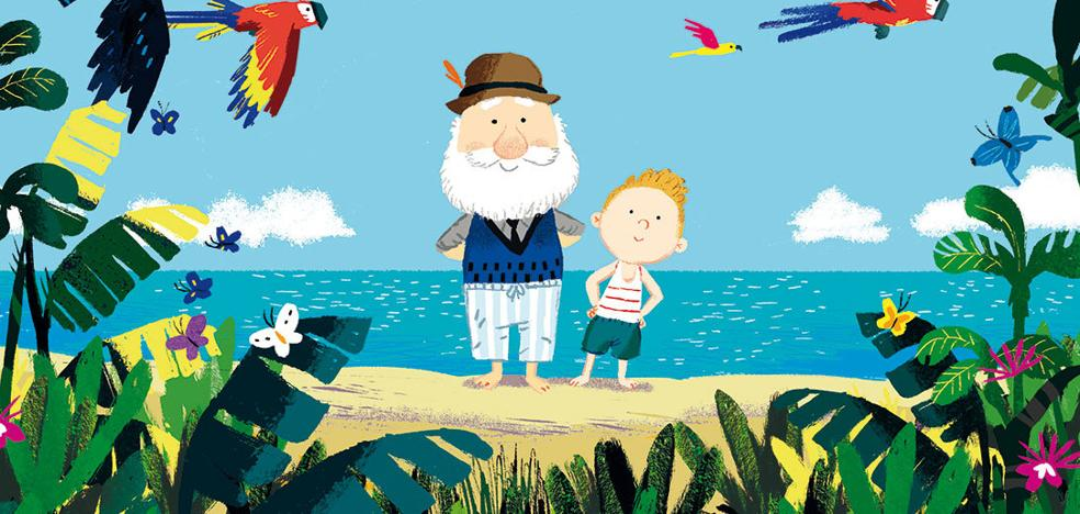 Cuentos para aprender a valorar a los abuelos