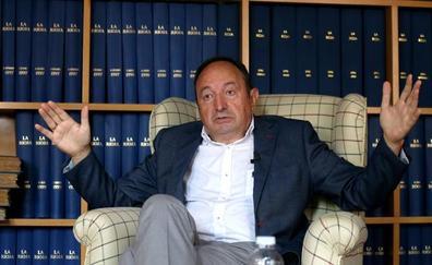 «En La Rioja hay ahora cuatro años por delante para que un líder se vaya haciendo»