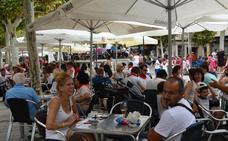Los horarios de bares y peñas se mantendrán durante las próximas fiestas de Calahorra