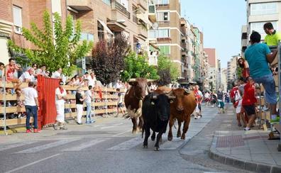 Dos de los cinco encierros matinales de las fiestas de Calahorra serán más cortos por falta de presupuesto