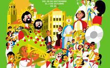 El catalán Jaume Gubianas gana el concurso del cartel de las fiestas de Arnedo