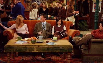 'Friends' mostrará el 'Central Perk' en Nueva York por su aniversario