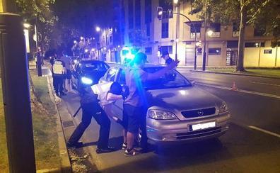 Detenido el conductor de un vehículo que se había dado a la fuga arrollando a un policía