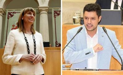 Los senadores Díaz y González serán portavoces de sendas comisiones