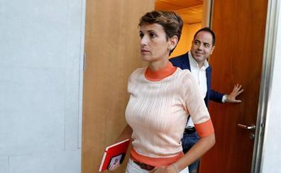 Chivite será investida presidenta de Navarra gracias a la abstención de Bildu