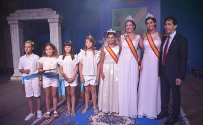 Rincón de Soto coronó a sus reinas