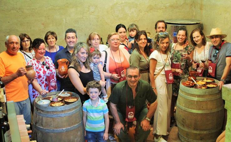 Medrano celebra con éxito el 7º Día de los calados