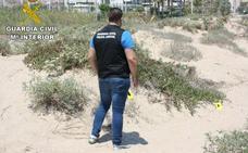 Detenidos dos jóvenes de 16 y 17 años por violar a una menor en una playa de Cullera
