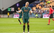 Van de Beek: «Real Madrid y Ajax están en contacto»