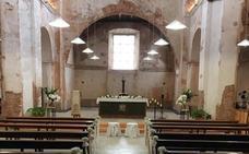 La parroquia de Arnedo habilita el santuario del Monasterio de Vico para oficiar bodas