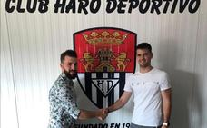 El Haro ficha al centrocampista Esteve Monterde