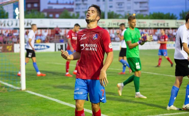 El Calahorra cae ante el Burgos