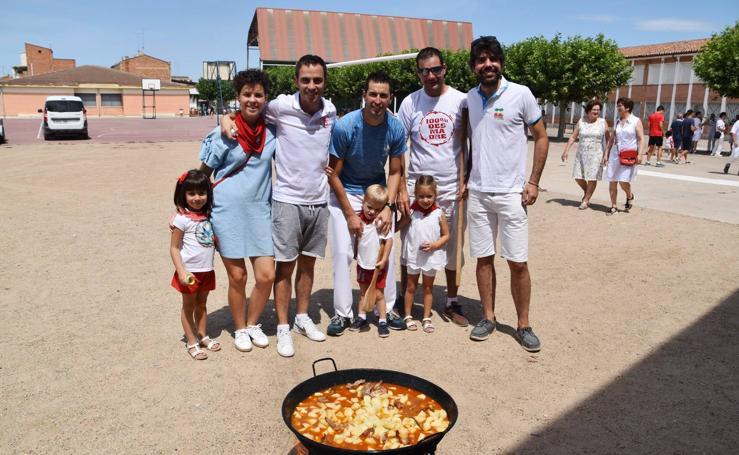 Rincón de Soto remata sus festejos