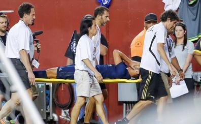 Asensio, operado de su grave lesión de rodilla