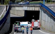 La madre y el hijo muertos al caer desde un puente en Orense huían presuntamente de las amenazas familiares