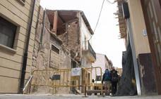 El Ayuntamiento derribará el lunes la casa que tiene cortada la calle Mayor desde febrero