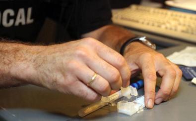 La Policía Local impuso 54 denuncias en julio por tenencia y consumo de drogas