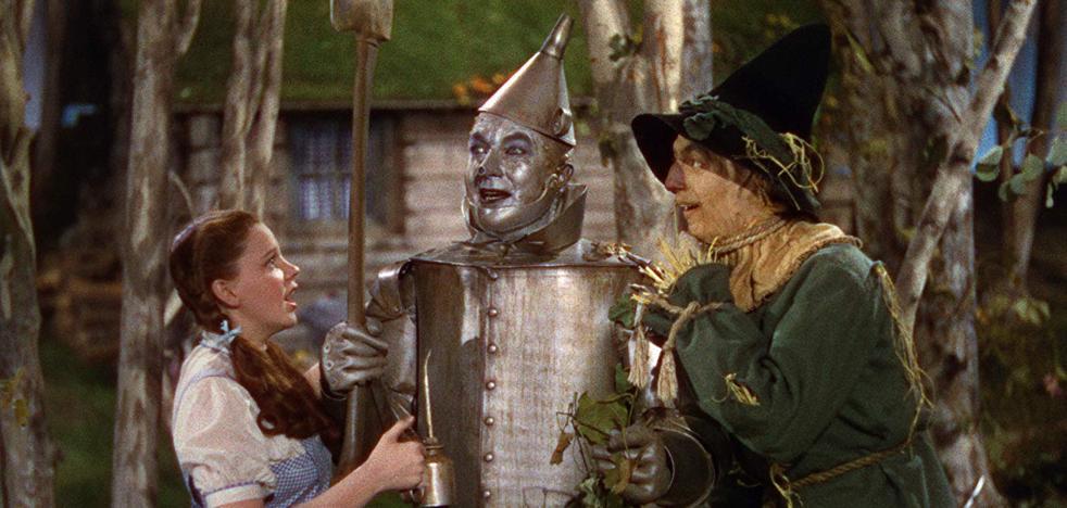 Ochenta años de 'El mago de Oz'