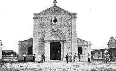 La Retina: capilla del Hospital Militar de Logroño
