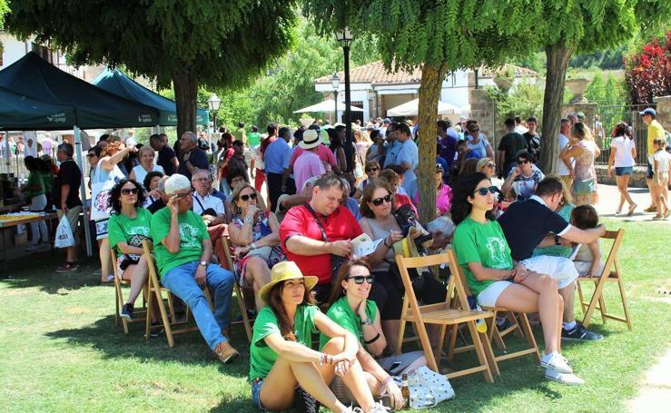 San Román acoge el XXXI Día del Camero Viejo